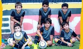 Football Classes in Dubai